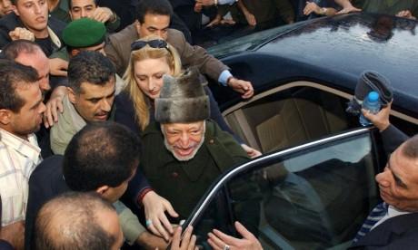 Non-lieu dans l'enquête sur la mort de Yasser Arafat