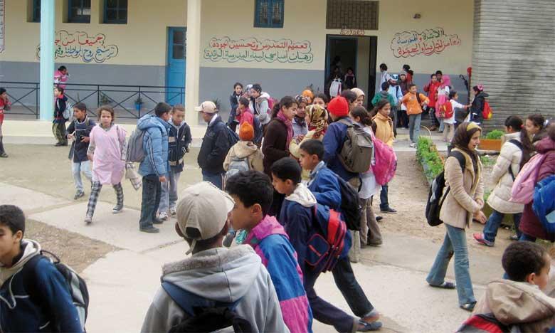 La rentrée scolaire en chiffres dans de la région de l'Oriental
