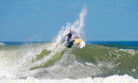 Pedro Henrique remporte la compétition de surf
