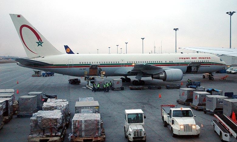 La RAM fait la promotion des ventes cargo au départ du marché américain et mettre en avant les capacités offertes par les avions Dreamliner acquis récemment. Ph : DR