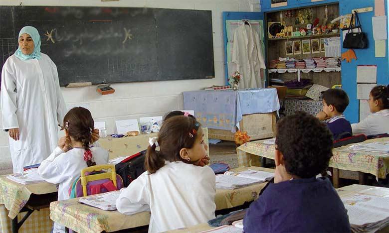 Classes surpeuplées : le ministère table sur le redéploiement des sureffectifs des enseignants