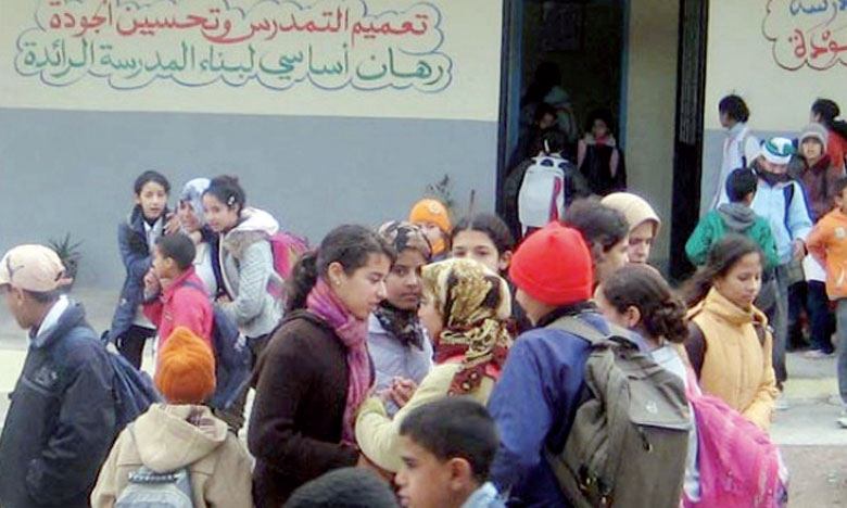 Quelque 6.882.000 élèves ont rejoint les bancs de l'école