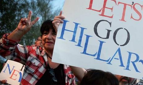 Hilary Clinton sera-t-elle la première femme présidente des Etats Unis?