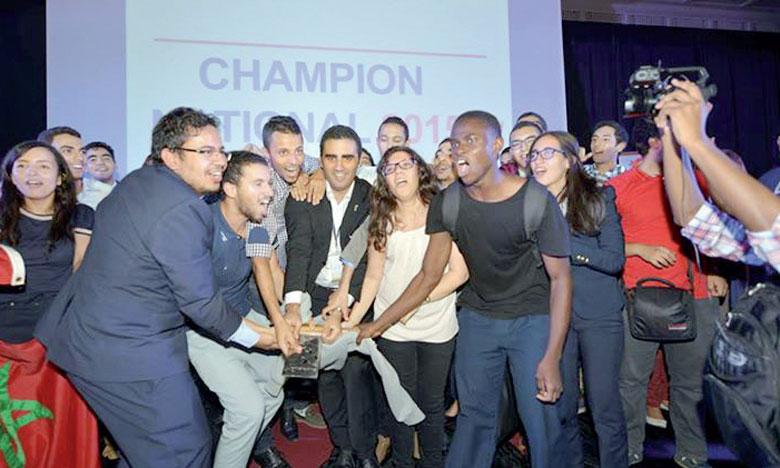 Enactus EMI représente le Maroc  à la World Cup Enactus
