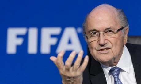 Blatter : «J'arrêterai le 26 février, pas un jour plus tôt»