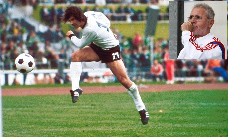 Légendaire buteur de l'équipe de la RFA championne du monde 1974 et du Bayern Munich, Gerd Müller souffre de la maladie d'Alzheimer. Ph : eurosport.fr