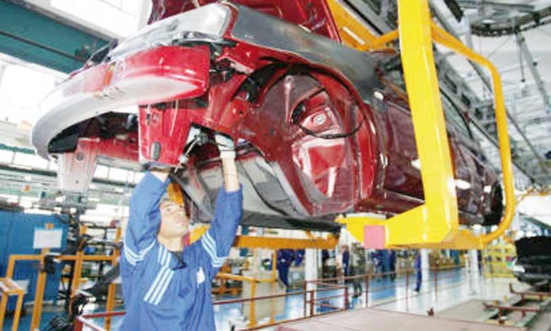 Les capacités de production  plus sollicitées en septembre