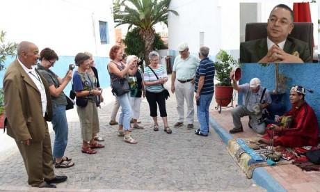 Le tourisme doit rester un moteur de l'économie marocaine