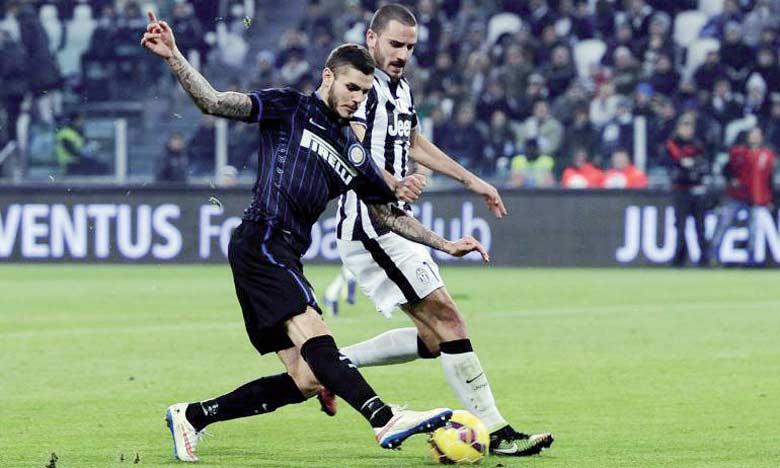 Avec 6 buts inscrits en 5 matchs contre la Juventus, Mauro Icardi sera très attendu par la défense turinoise.                                            Ph. DR