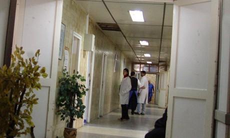 Vers l'amélioration des services sanitaires