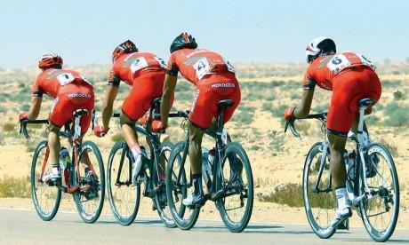 Les cyclistes marocains sur le point de se qualifier