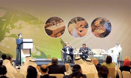 Le Maroc en force à la conférence  de Sanabel 2015