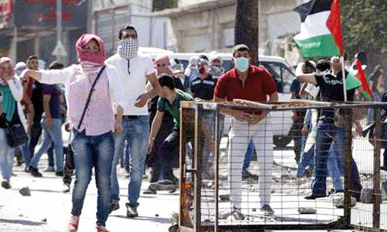 Le chef de la diplomatie palestinienne a appelé la communauté internationale à agir pour amener Israël à cesser ses violations, affirmant que le Premier ministre Benjamin Netanyahou cherche à «provoquer une troisième Intifada». Ph Reuters