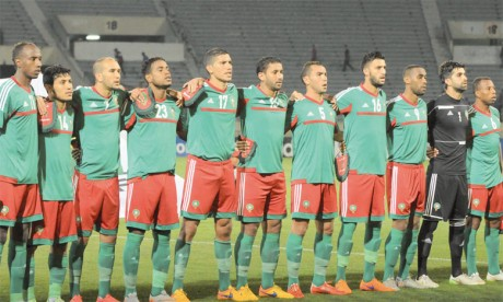 Le Maroc qualifié pour le Championnat d'Afrique des Nations de football des joueurs locaux