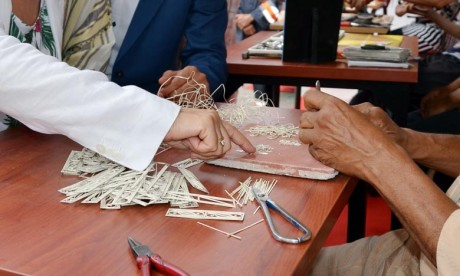 Trois conventions de partenariat paraphées à Skhirat