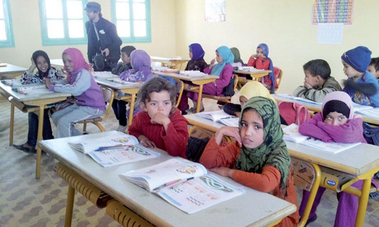 Plus de 64.000 élèves  bénéficient des programmes de soutien social à Sefrou