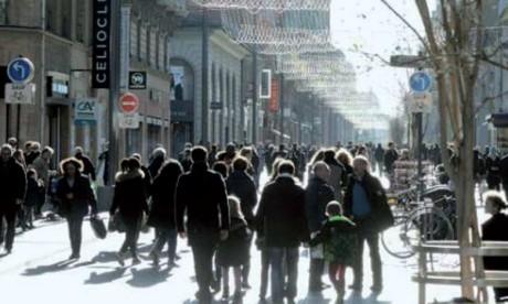 La consommation des ménages baisse en France