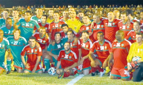 Laâyoune, capitale du football mondial