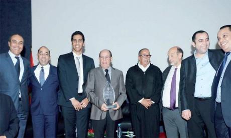 Le Groupe «Menara» remporte le Trophée ESSEC du changement