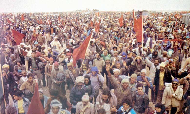 La grande épopée ouvre la voie au développement socio-économique des provinces sahariennes sous la conduite de S.M. le Roi Mohammed VI