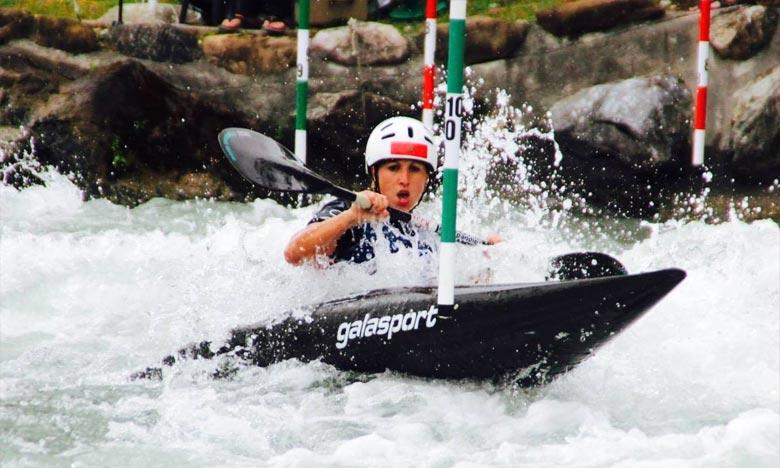 Le Maroc s'est qualifié pour les JO de Rio 2016 en Canoë-Kayak en s'imposant lors du championnat d'Afrique Slalom, qui s'est déroulé du à Sagana, au Kenya. Ph : MAP