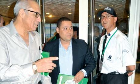 Mohamed Boudrika annonce son départ