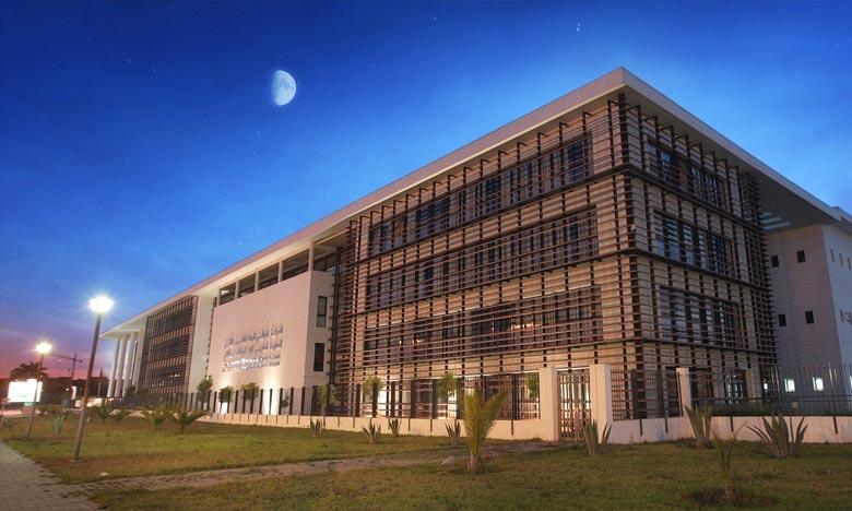 Le Centre national pour la recherche scientifique et technique (CNRST). Ph : rmie.ma
