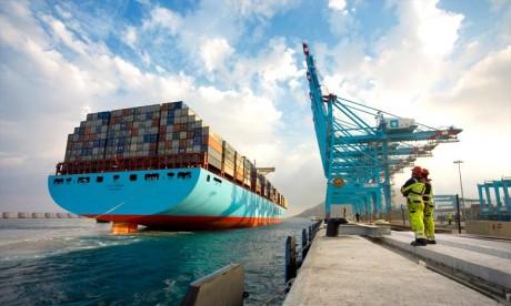 Un hub logistique de dimension mondiale