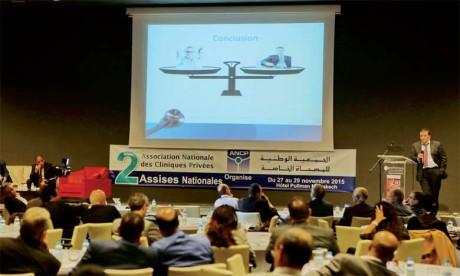 Clôture des Assises nationales des cliniques privées