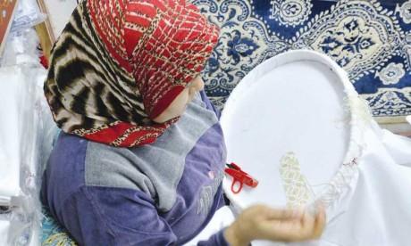 Coup de pouce aux projets des femmes artisanes