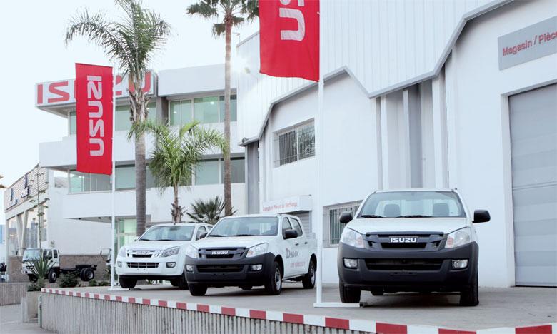 Optorg compte lancer en 2016 une nouvelle gamme de camions et pick-up Isuzu au Maroc.