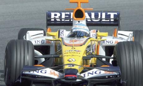 Renault à nouveau dans les starting- blocks