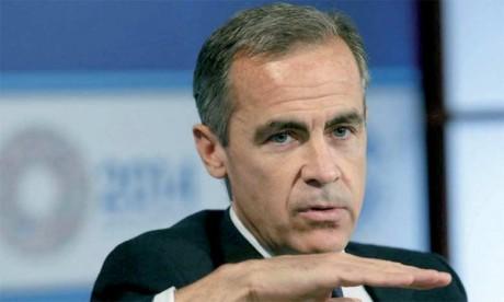 La Banque d'Angleterre satisfaite des fonds propres des banques