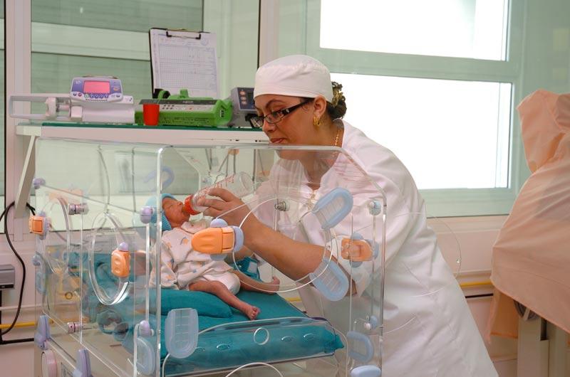 Le projet de loi relatif au régime d'assurance maladie obligatoire de base permettra d'assurer la couverture sanitaire à plus de 95% de la population, a indiqué le ministère de la Santé. Ph : kartouch