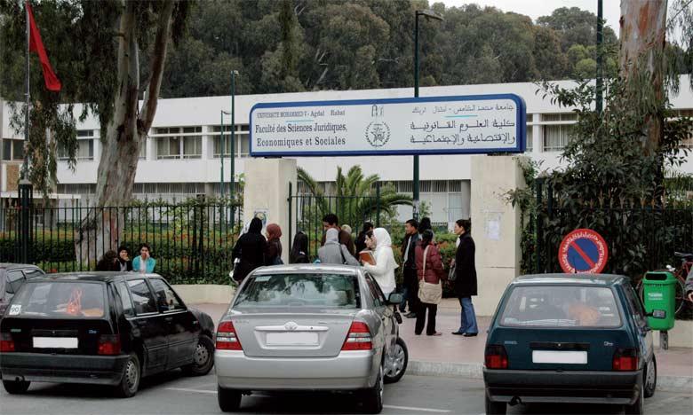 Nouvelles nominations à l'Université Mohammed V