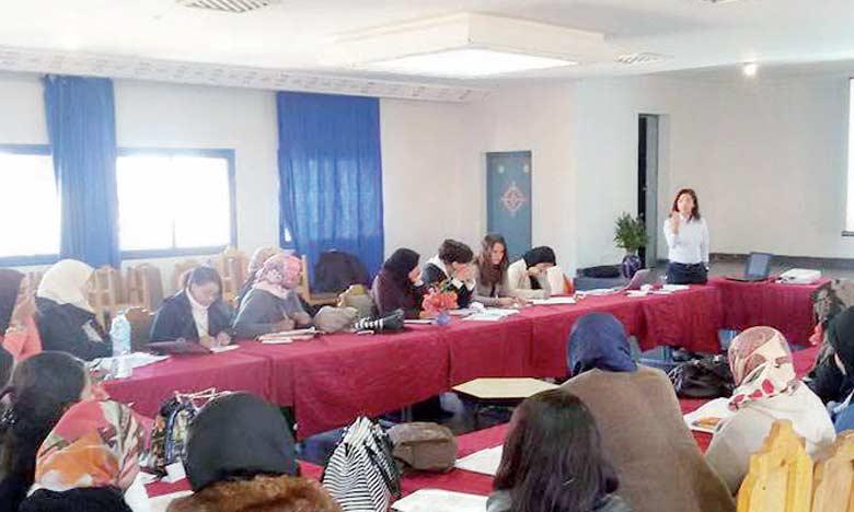 Les associations pourront renforcer leur savoir-faire pour mieux aider les populations féminines.