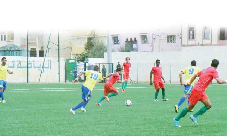 Oued Zem (Sud) et Taounate (Nord) champions d'automne