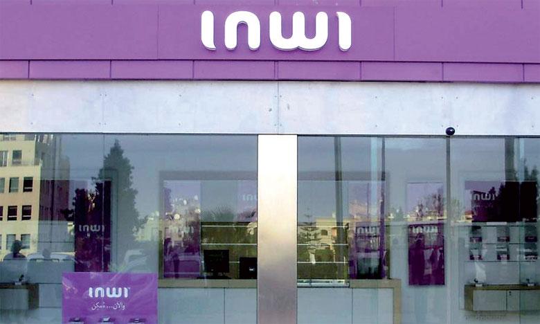 Les plateformes d'Inwi ont été lancées en décembre2013.