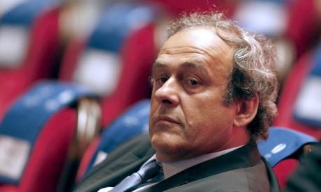 Michel Platini «retire» sa candidature