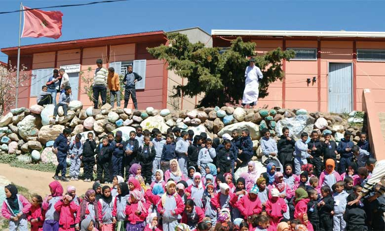 L'AREF et la Ligue de l'enseignement privé  se mobilisent pour la scolarisation en milieu rural