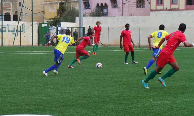 Oued Zem confirme, Taounate battu à Nador