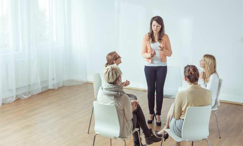 «L'accompagnateur doit être certifié par un organisme reconnu et suivre régulièrement des supervisions et des réunions de groupe de pairs.»