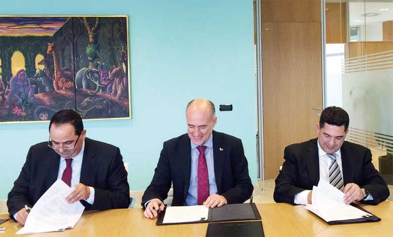Accord entre les Universités  Mohammed V-Rabat, Ibn Tofaïl- Kénitra et du Pays basque