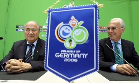 Procédure de la DFB contre Beckenbauer