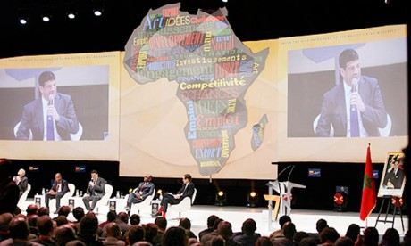 Les participants au 4e FIAD ont relevé que le problème d'accès à l'électricité dans plusieurs pays africains entrave le processus de développement économique et social dans le continent. Ph : MAP