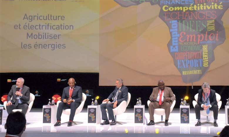 Carton plein pour le 4e Forum Afrique Développement