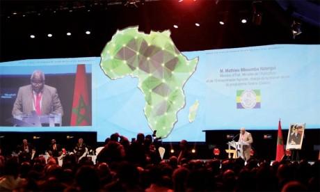 Le Forum International Afrique Développement ne cesse de monter en puissance.                                                                                                                                  Ph. Seddik