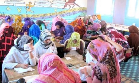 La femme, partie prenante du développement durable