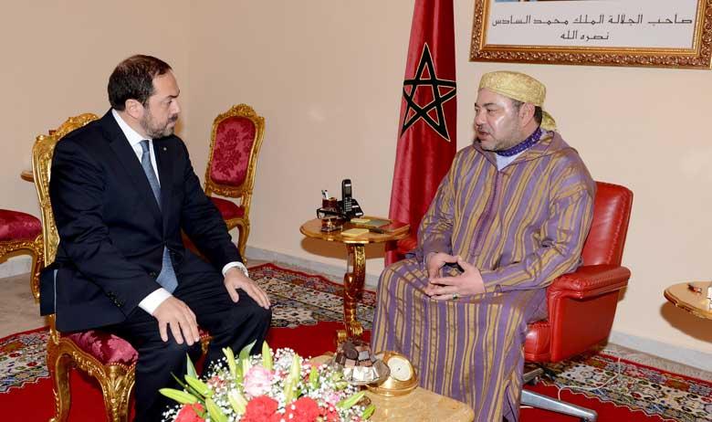 Le Souverain nomme Abdelhamid Addou président-directeur général de la compagnie Royal Air Maroc