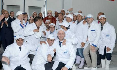 26 millions de dirhams pour développer les activités liées à la pêche dans la région